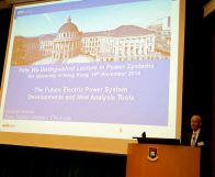 Prof. Andersson Felix Wu Lecture