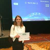 Department of information technology and electrical engineering johanna mting wins apec 2018 presentation award toneelgroepblik Image collections