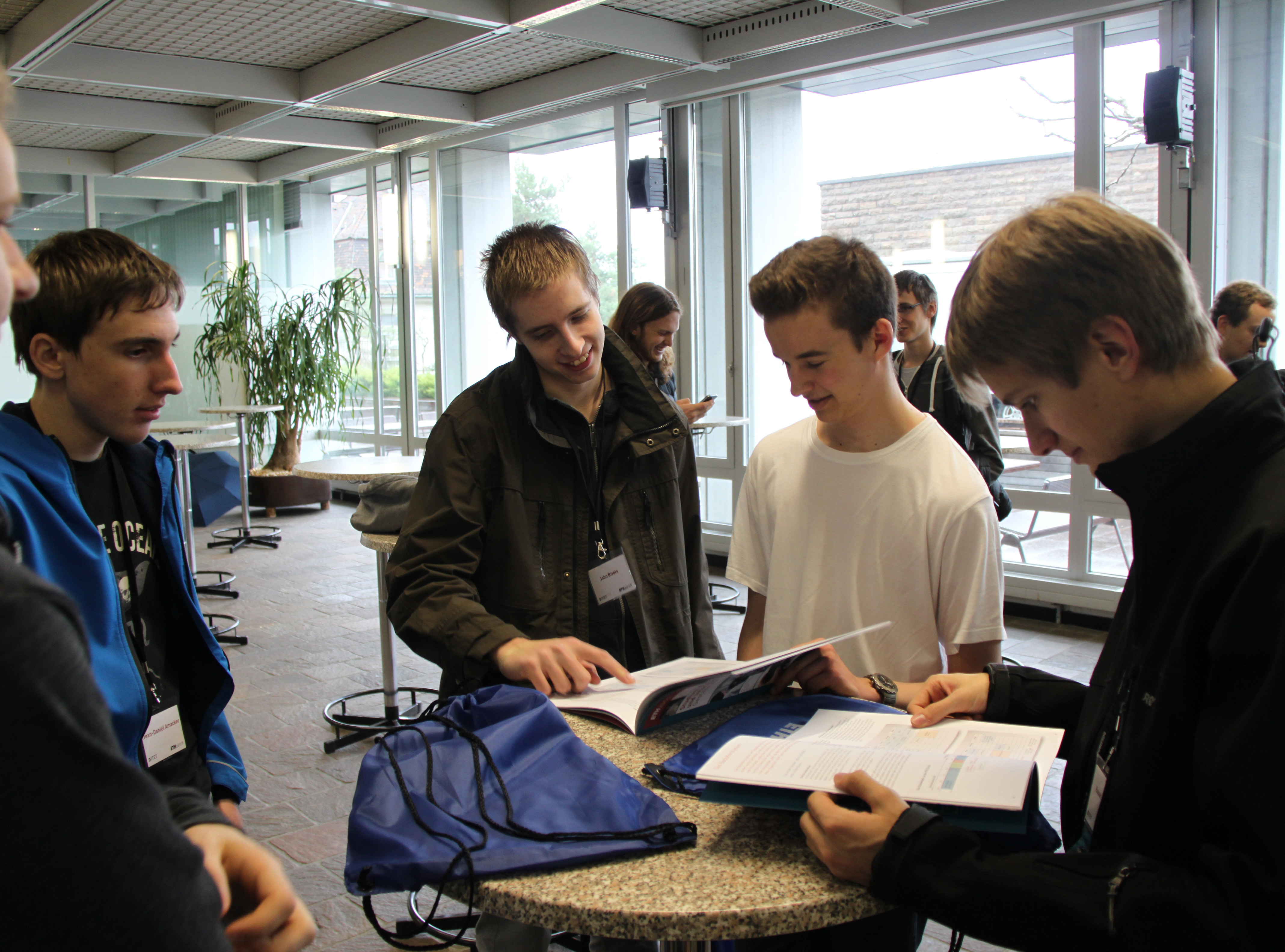 Taster Day Electrical Engineering 2017 – Dept. of Information ...